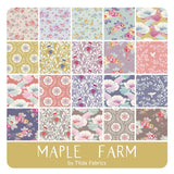 """Maple Farm & Tiny Farm""- Maple Farm Charm Pack, 40 pc"
