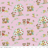 Bushel of Apples Quilt Kit by Penny Rose Fabrics using Apple Farm fabrics by Elea Lutz