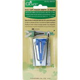 "Clover 1""- 25 MM Bias Tape Maker-Blue"