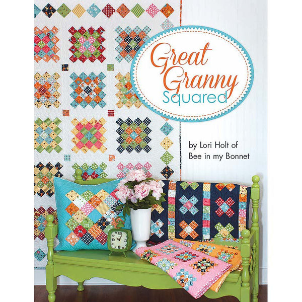 Great Granny Squared Book by Lori Holt for It's Sew Emma