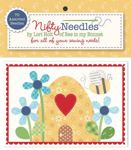 70 Assorted Needles By Lori Holt for Riley Blake