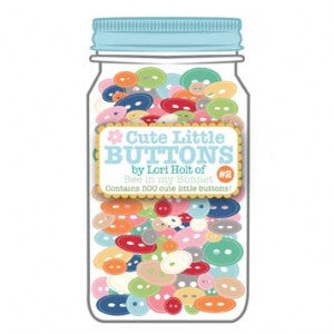 Cute Little Buttons #2 by Lori Holt of Bee in My Bonnet for Riley Blake