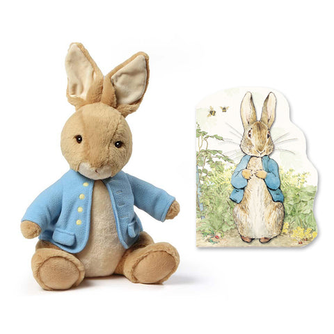 Personalized Peter Rabbit Gift Set