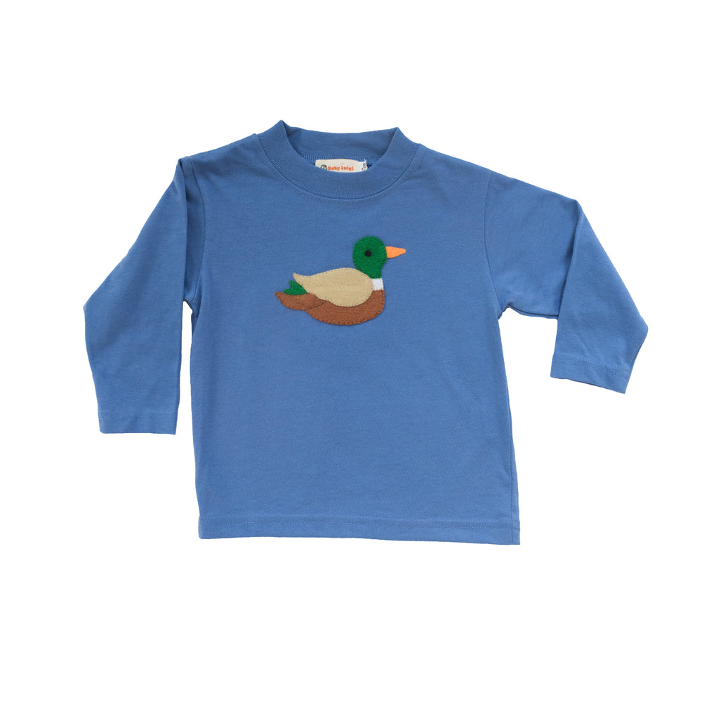 Mallard Applique Tee