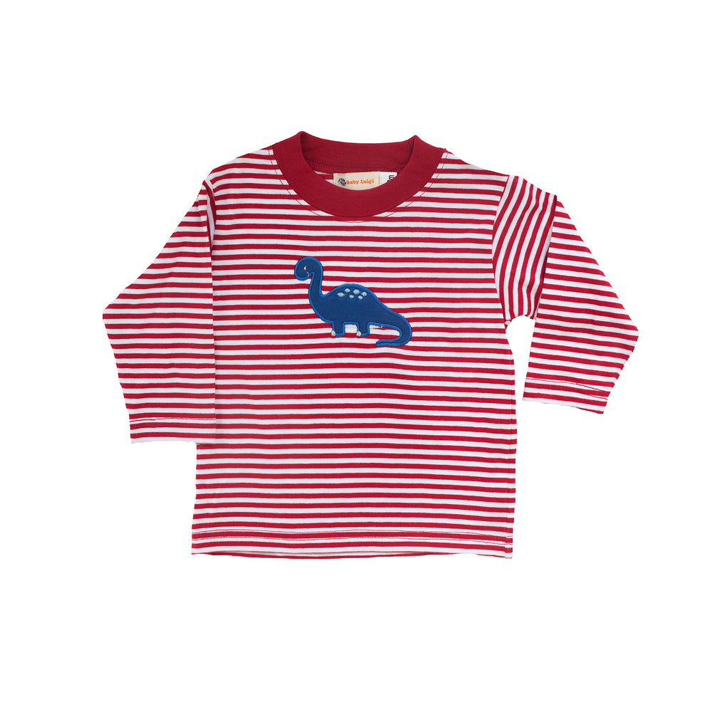 Dinosaur Applique Tee