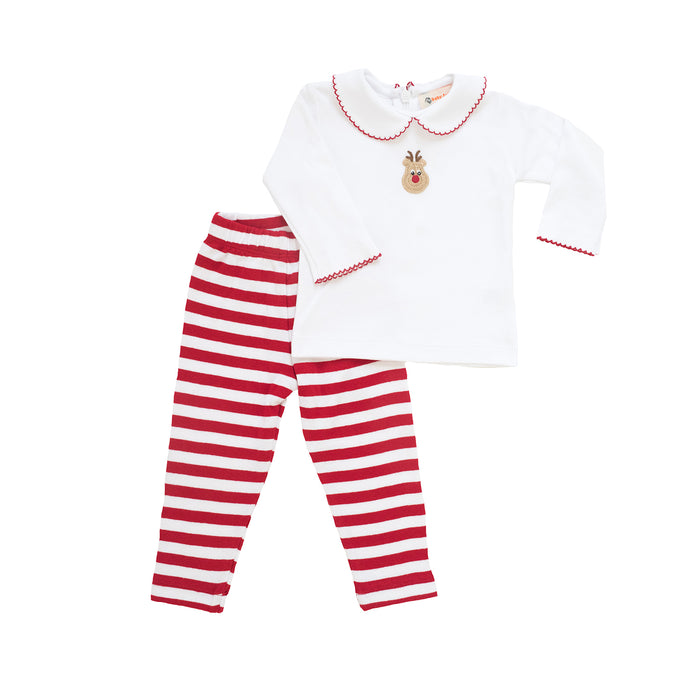 Rudolph Reindeer Knit Play Set