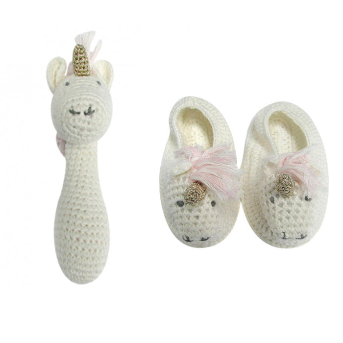Crochet Unicorn Set
