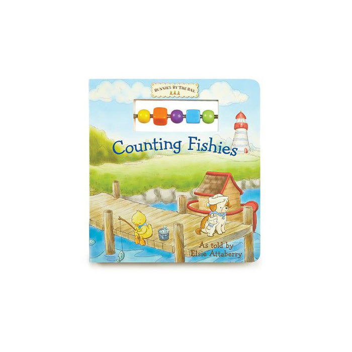 Counting Fishies Abacus Book