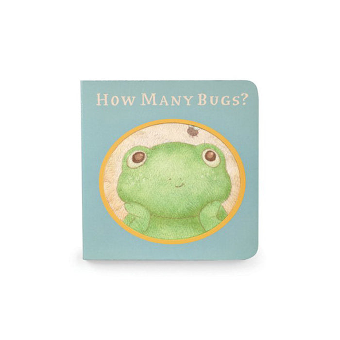 How Many Bugs? Board Book