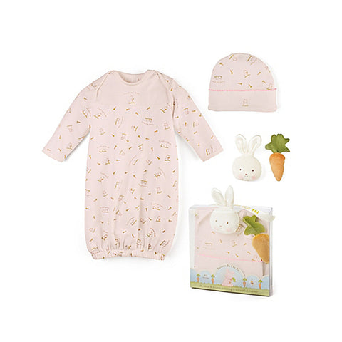 Peaches loves newborns and loves Layettes even more! Shop our collection of Layettes for your new bundle of joy at Peaches!