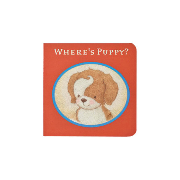 Where's Puppy? Board Book