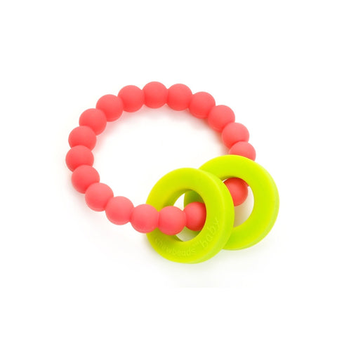 Discover the best teething accessories for your newborn or toddler at Peaches, the online Children's Shoppe. Go to Peaches.com Now!