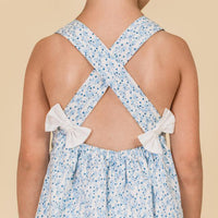 Blue Bonnet Dress