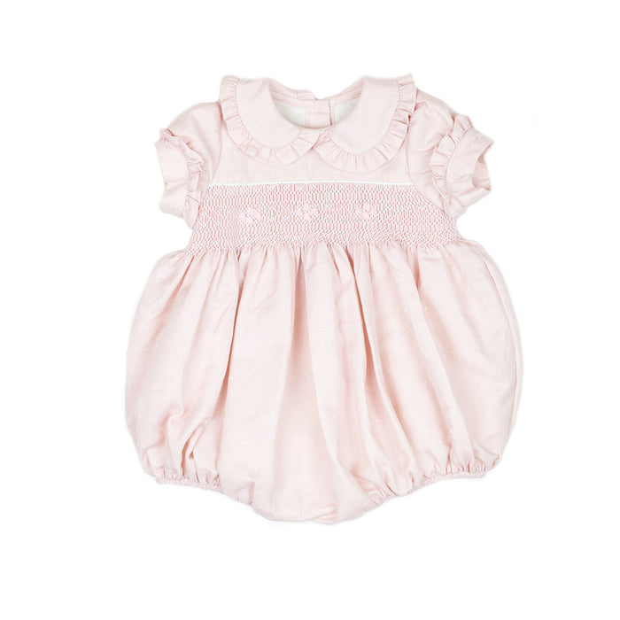 Stella Smocked Bubble