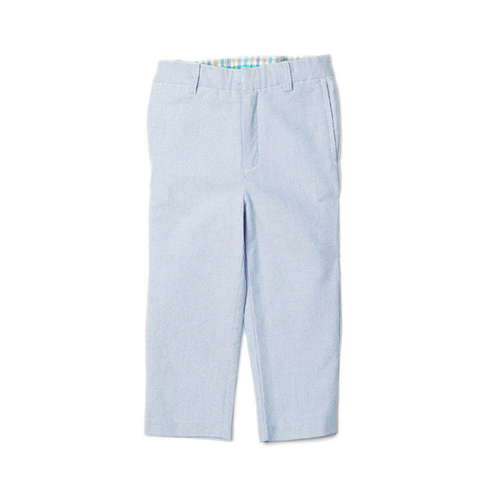 Cotton Oxford Pants