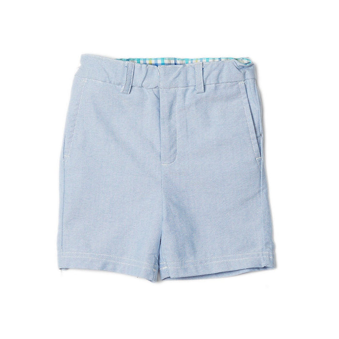 Cotton Oxford Shorts