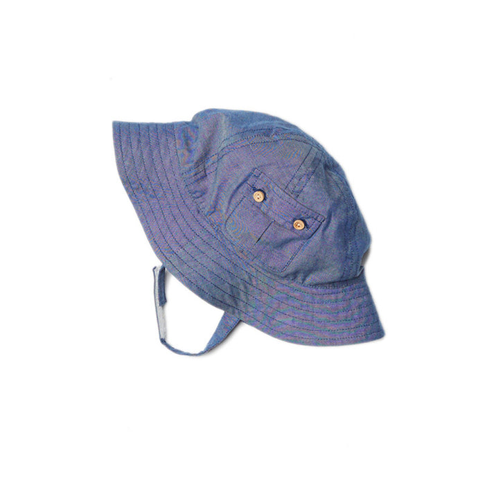 Denim Sun Hat