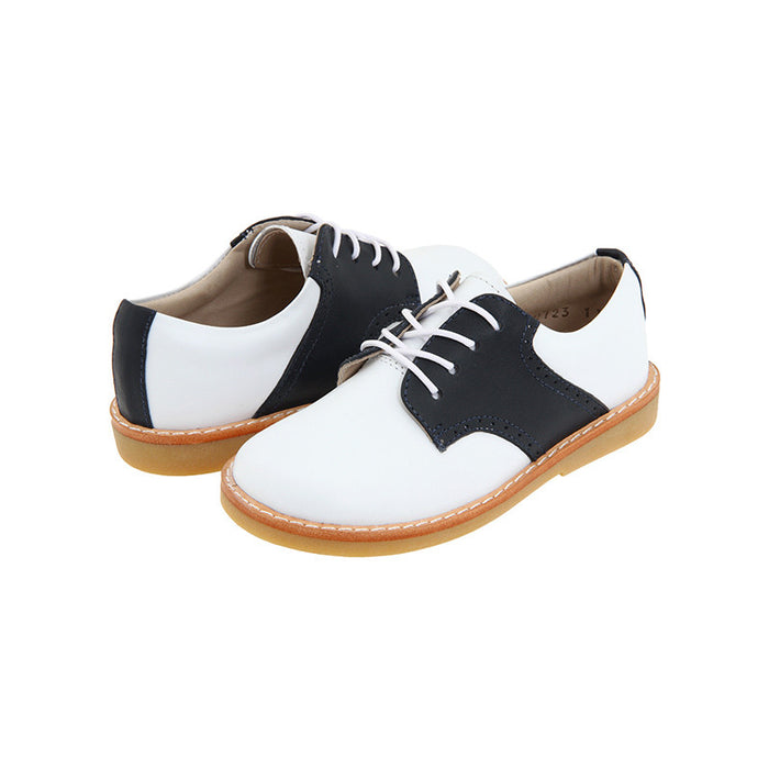 Classic Navy Golfer Shoes