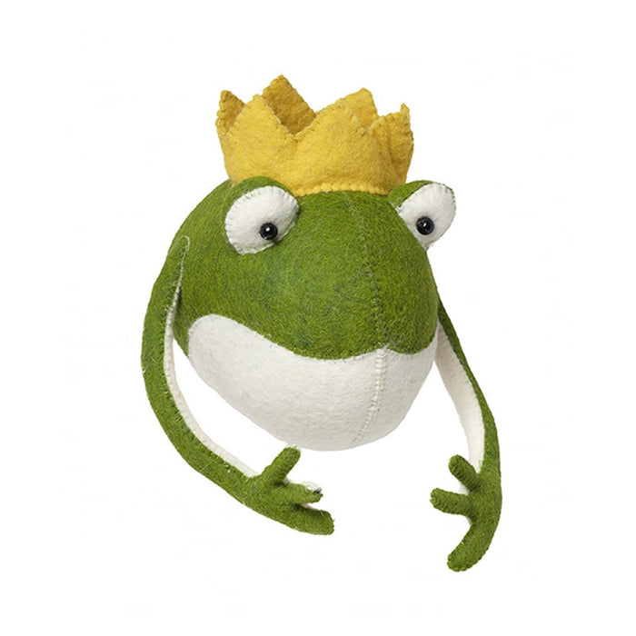 Frog Prince Wall Decor