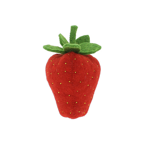 Strawberry Bookend