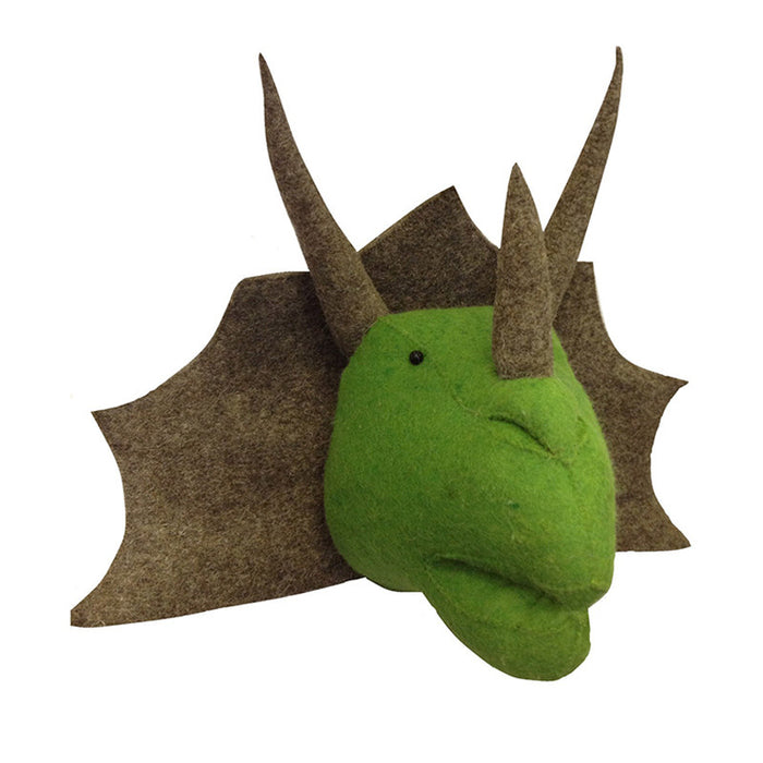 Triceratops Wall Decor