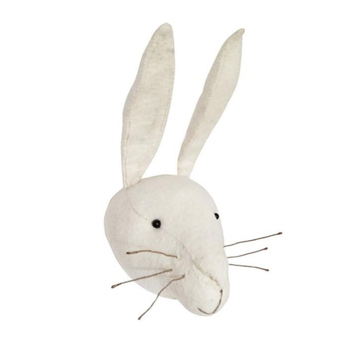 White Rabbit Wall Decor