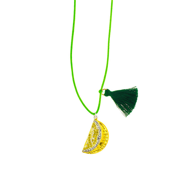 Lemon Love Necklace