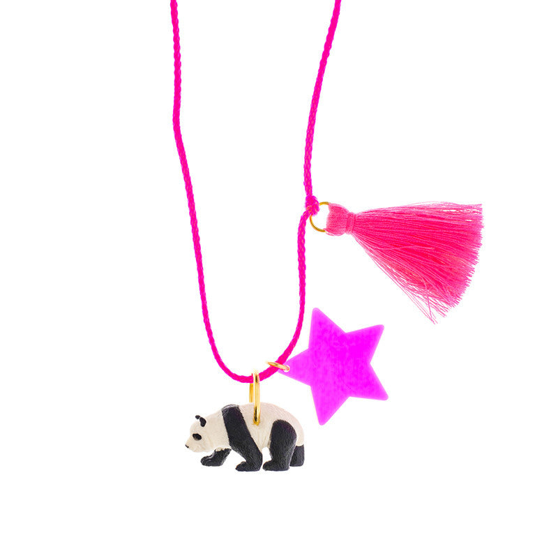 Pearl the Panda Necklace