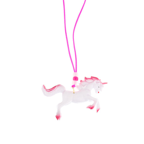Rosado the Unicorn Necklace