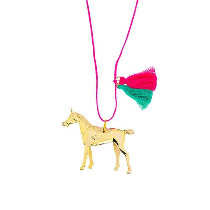 Wild & Free Gold Dust Necklace