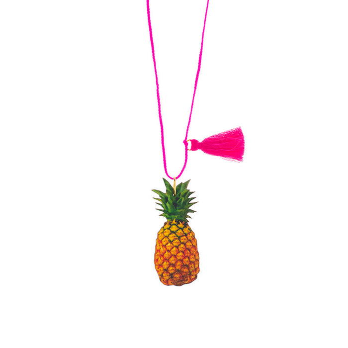 Pineapple Love Necklace