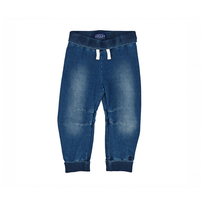 Hugo Jersey Denim Pants