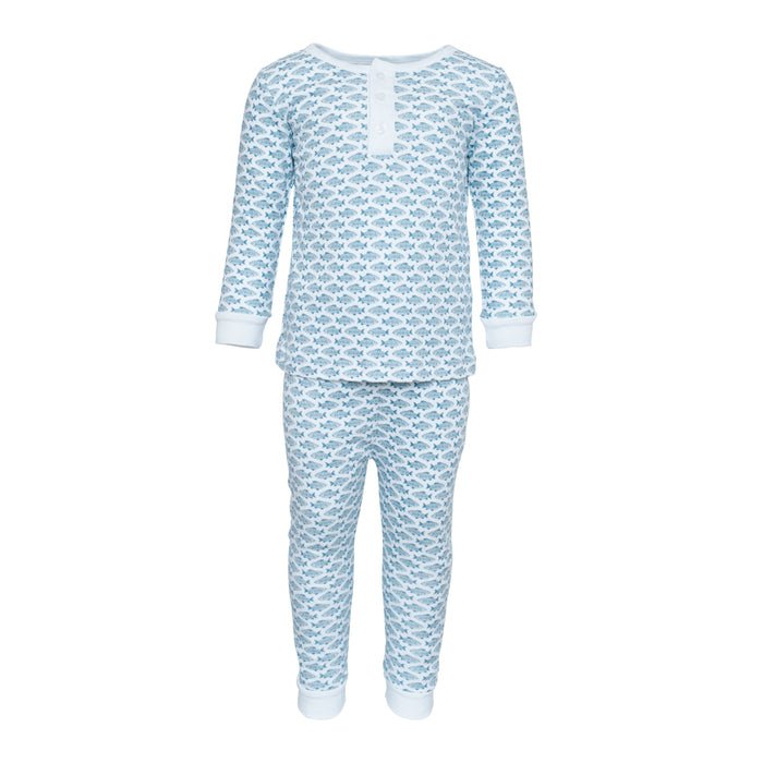 Jack Fun Fish Two-Piece Jammies