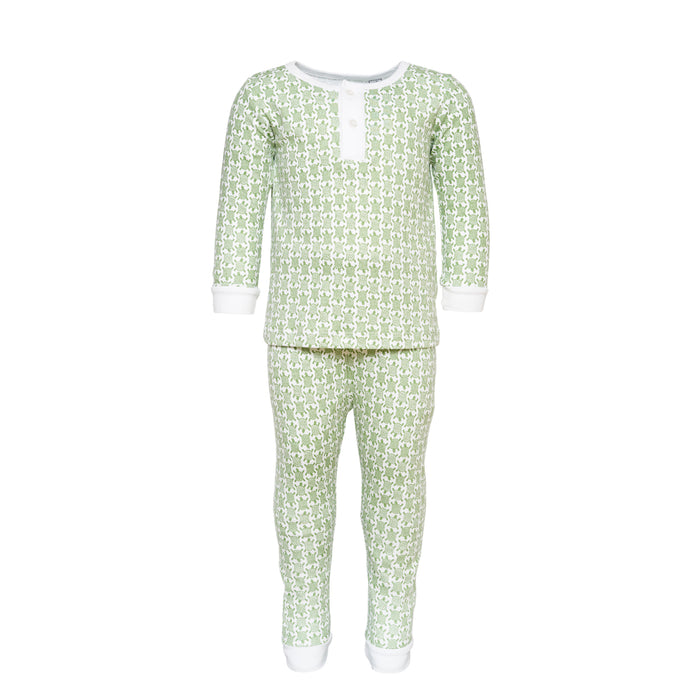 Jack Turtle 2pc Jammies