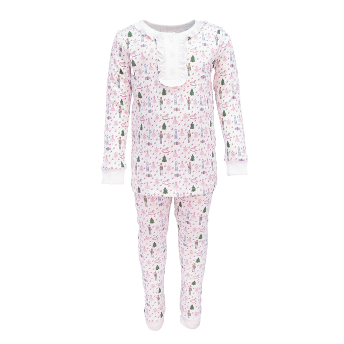 Alden Nutcracker Princess 2pc. Pajama Set
