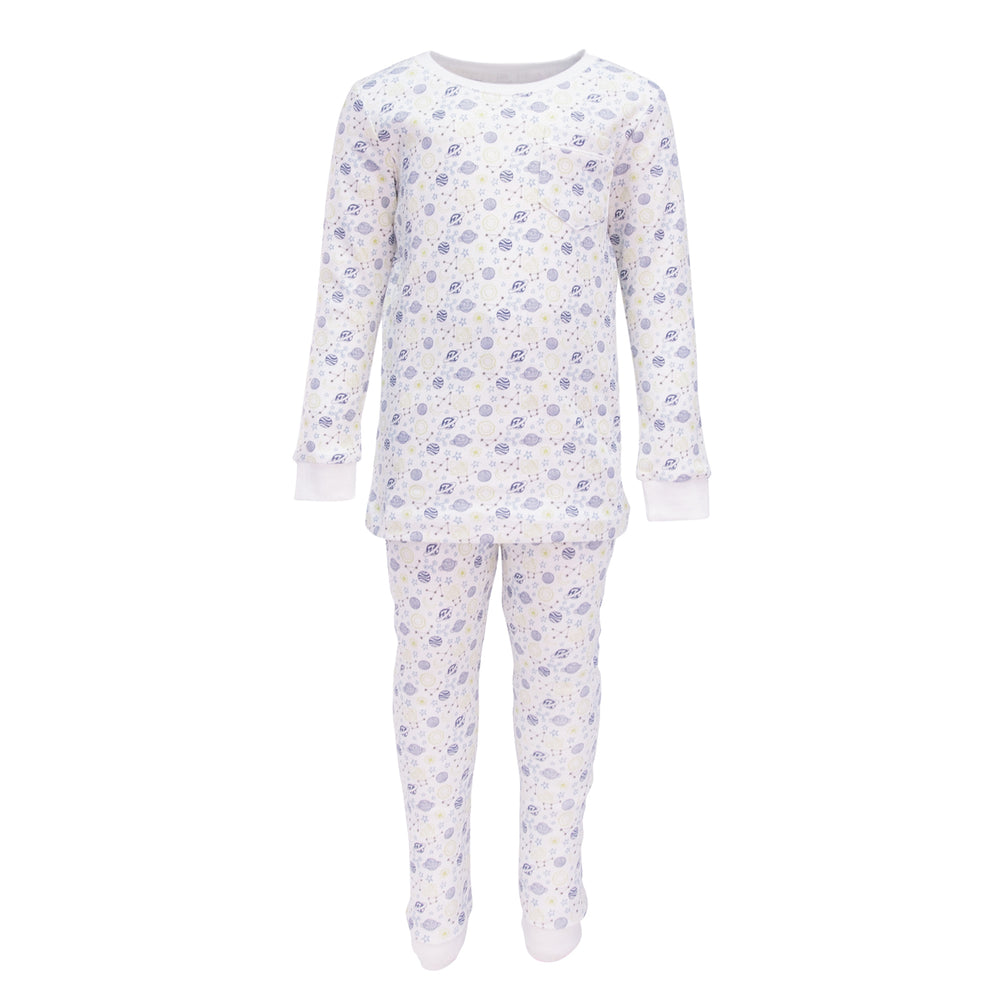 Bradford Outerspace 2pc. Pajama Set