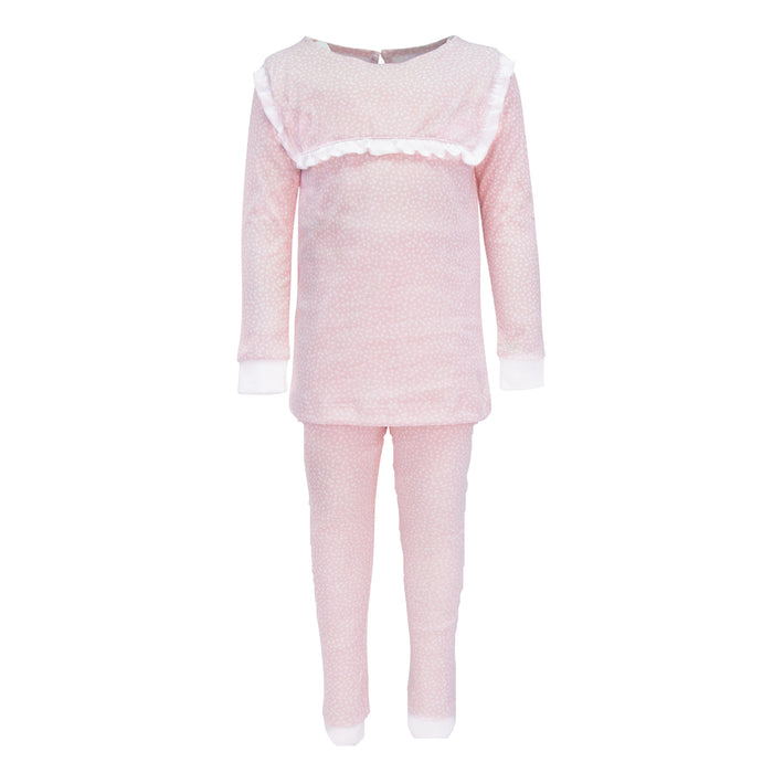 Taylor Starlight Pink 2pc Pajama Set