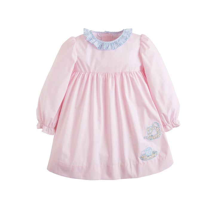 Applique Caroline Tea Dress