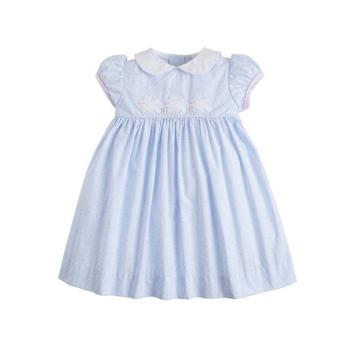 Bunny Poppy Peter Pan Dress