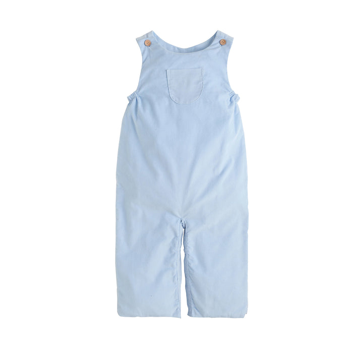 Light Blue Corduroy Campbell Overall
