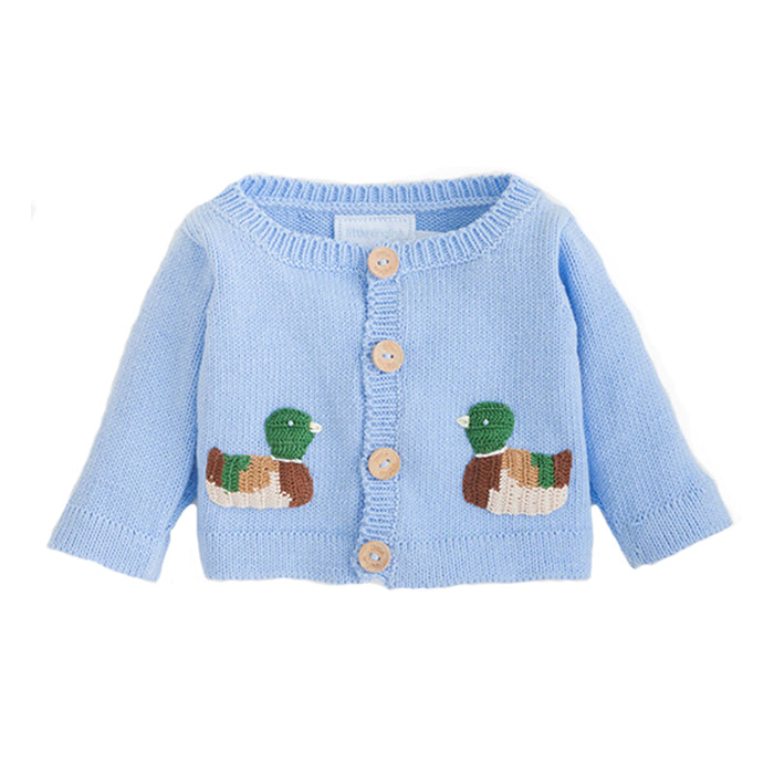 Mallard Crochet Sweater