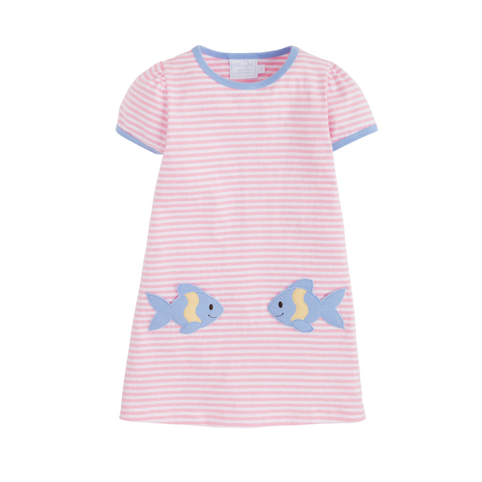 Fishies T-Shirt Dress