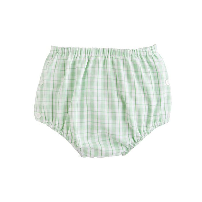 Green Plaid Jam Panty