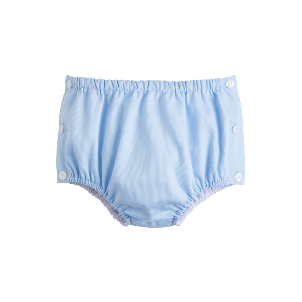 Light Blue Pique Jam Panty
