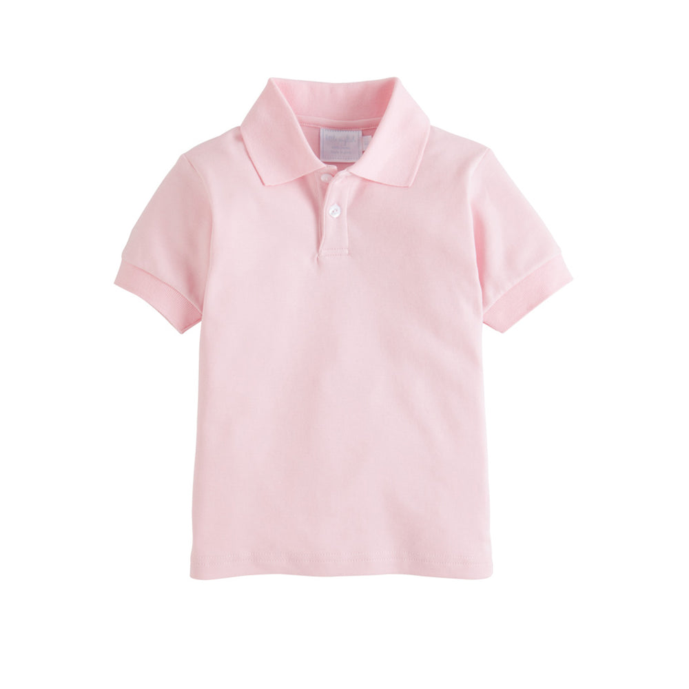 Light Pink Polo