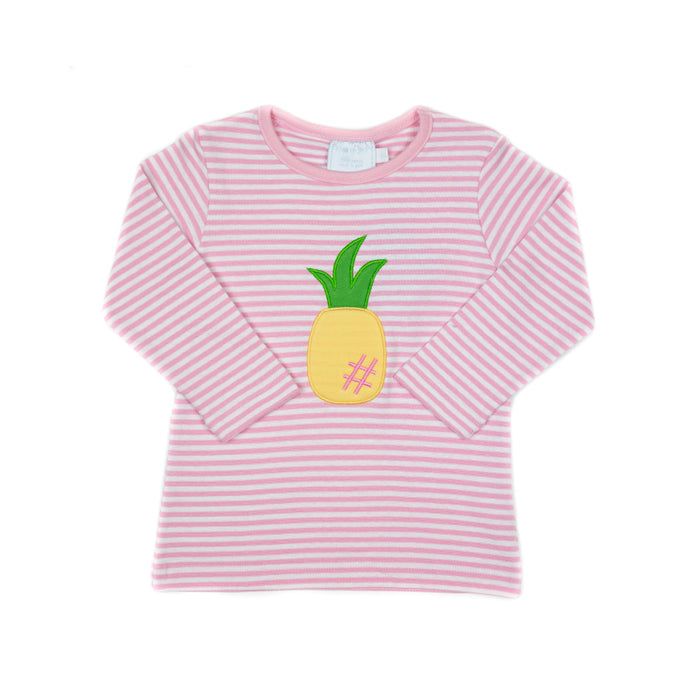 Pineapple Applique T-Shirt