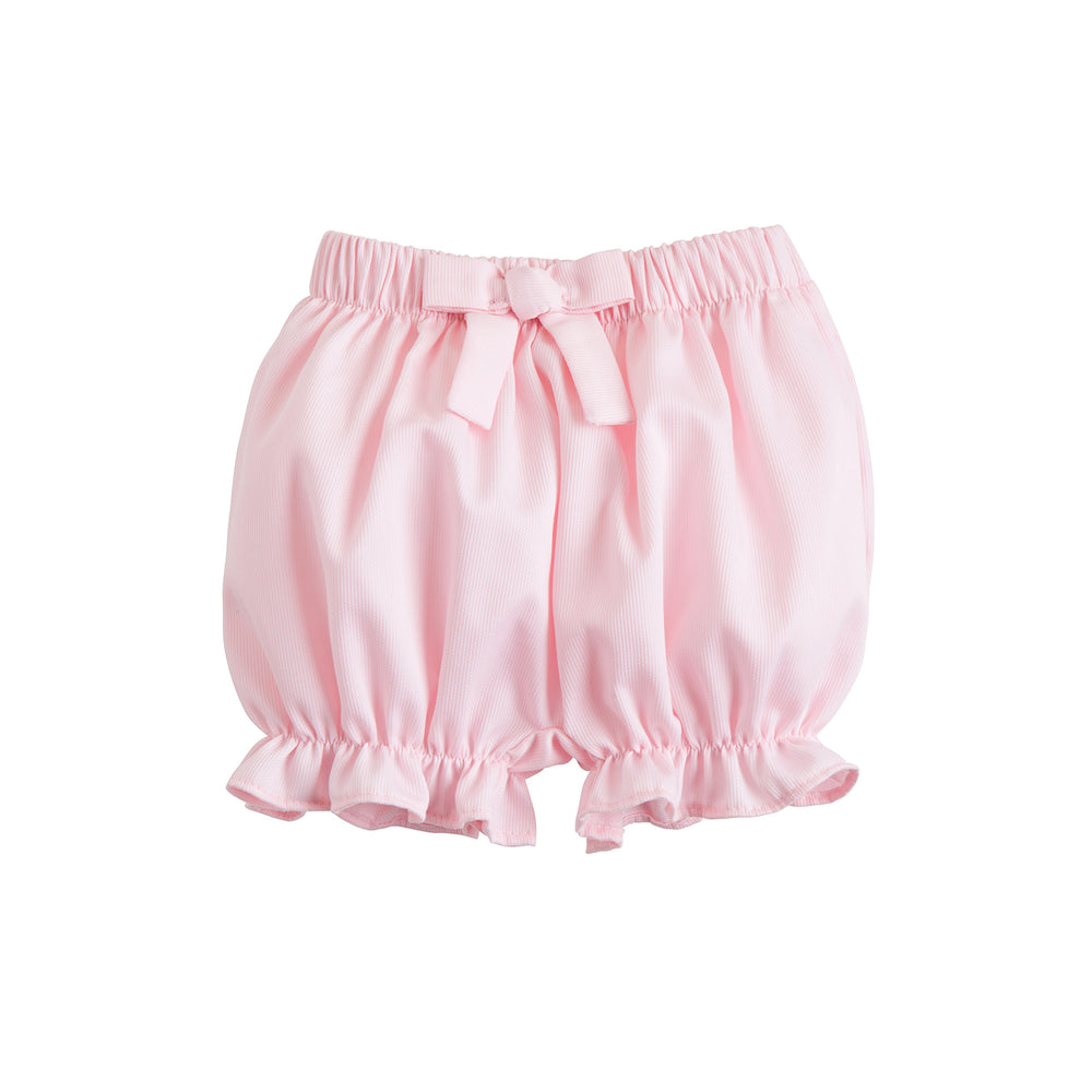 Light Pink Bow Bloomers