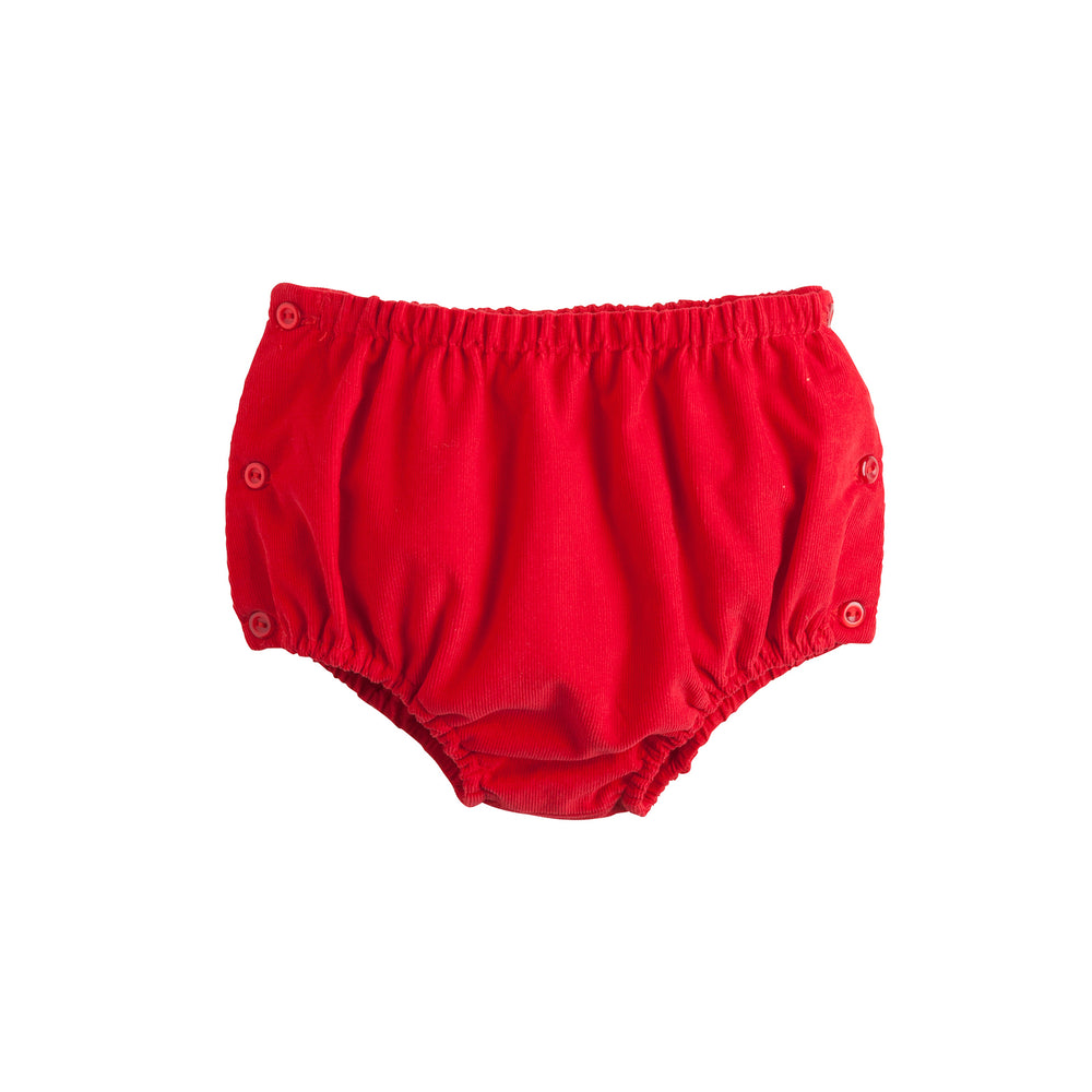 Red Courdory Jam Panty