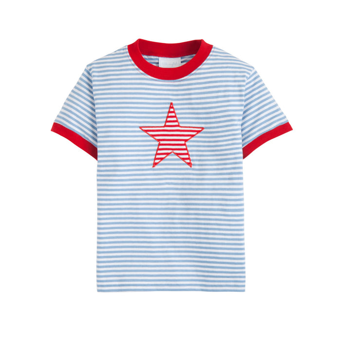 Star Applique T-Shirt