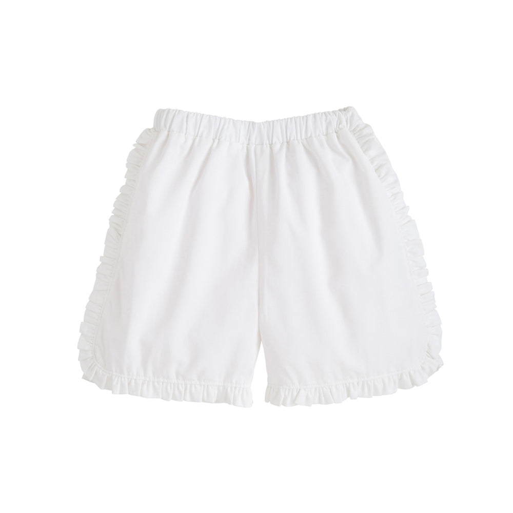 White Tulip Shorts